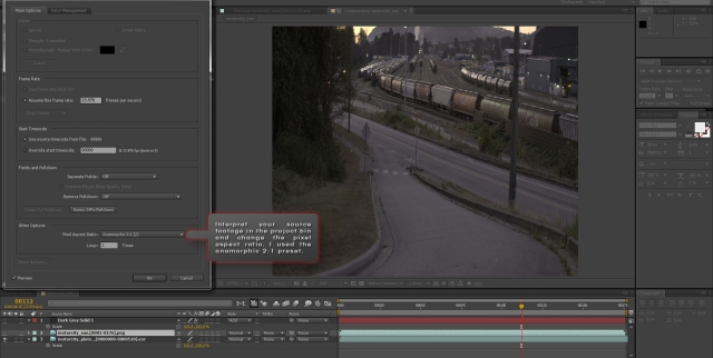 After Effects Import